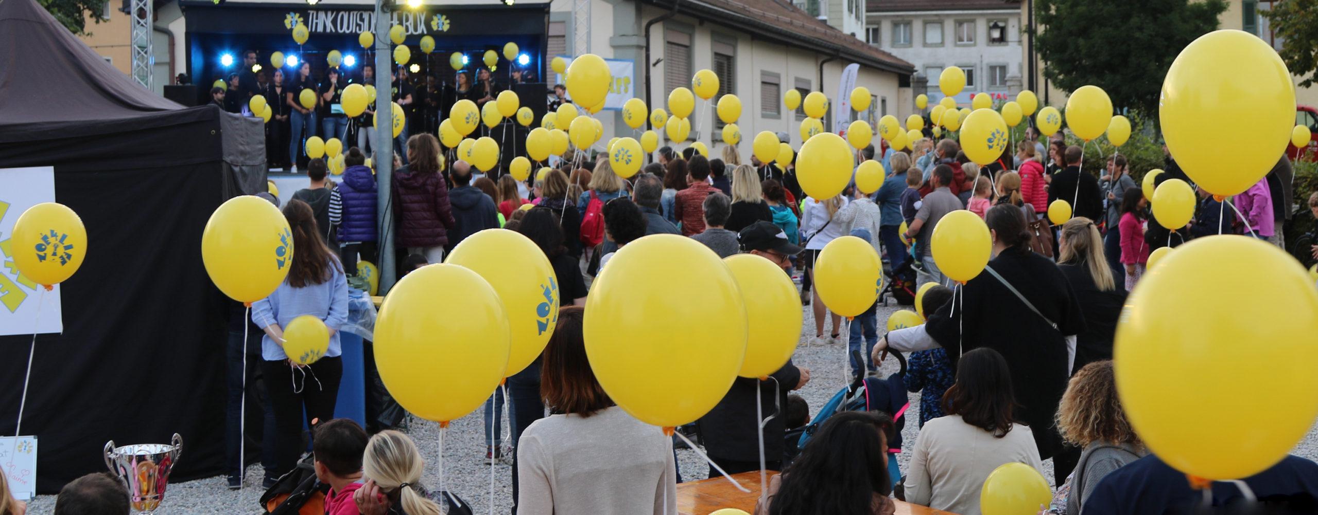 Day4Life contre le cancer de l'enfant
