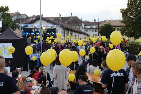 Zoé4life - Day4life - Ballons