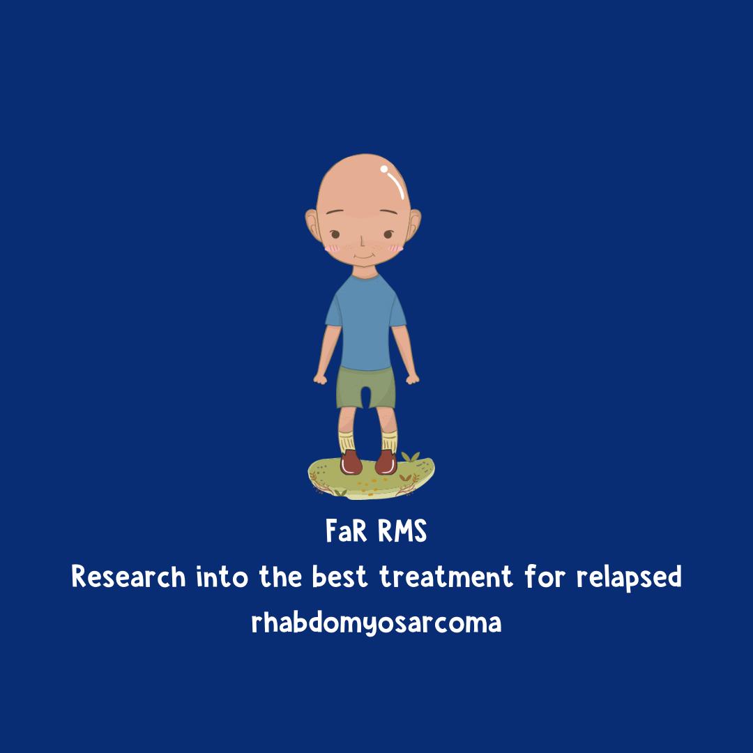 relapsed rhabdomyosarcoma