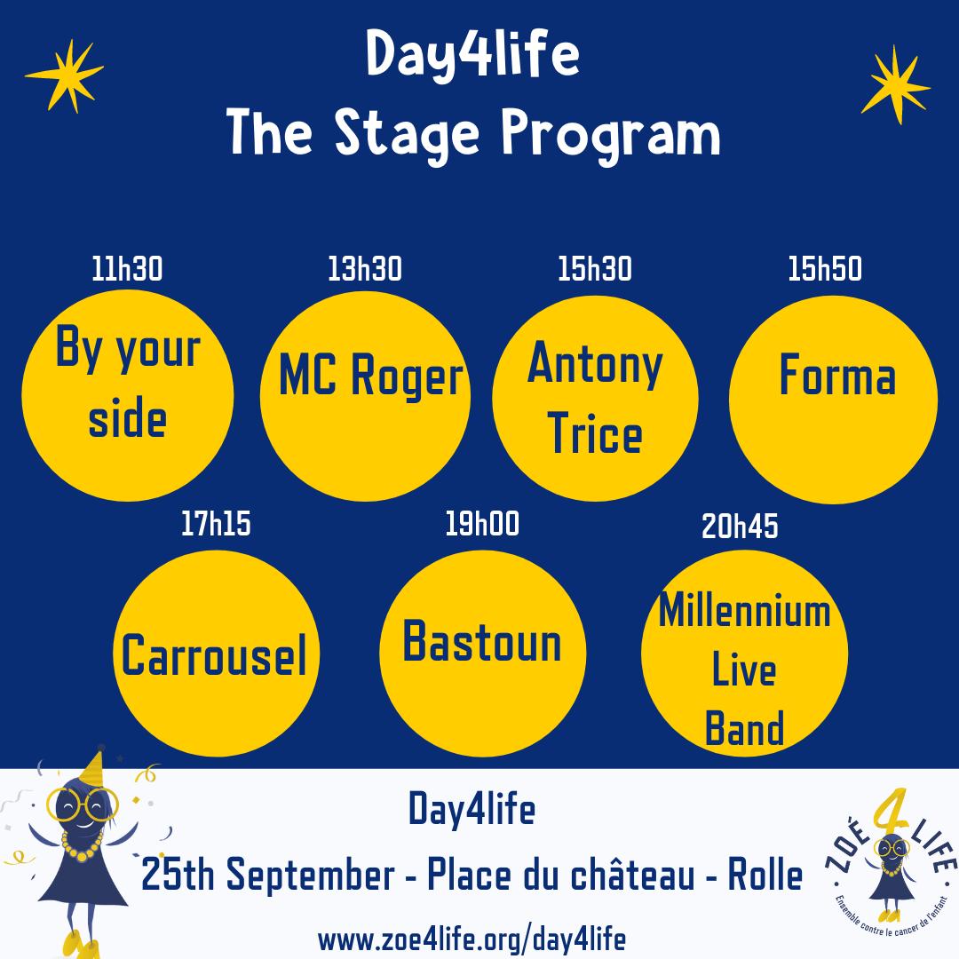 Day4lilfe program